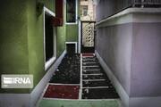 ببینید | طرحی تحسینبرانگیز از شهرداری تهران؛ کوچه رنگی پیامآور دوستی
