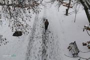 بارش باران و برف دوباره آذربایجانشرقی را فرا میگیرد