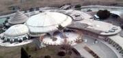 مرمت اضطراری کاخ تاریخی مروارید کرج در دستور کار قرار گرفت