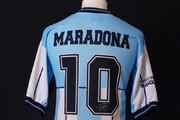 ببینید | توضیحات جنجالی دیپلمات ایرانی ملاقاتکننده با مارادونا درباره پیراهنی که احمدینژاد برای خودش برداشت!