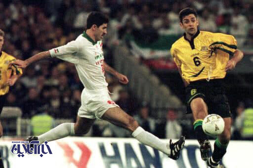 تصاویری خاطره انگیز از روز فراموش نشدنی فوتبال ایران