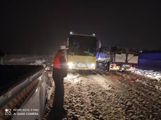 بازگشایی راه ۲۵۰ روستای مسدود شده در آذربایجانغربی