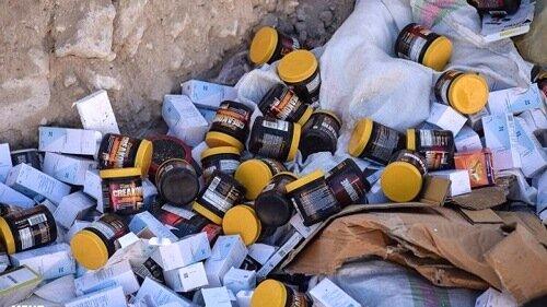 محکومیت میلیاردریالی قاچاقچی دارو در قزوین