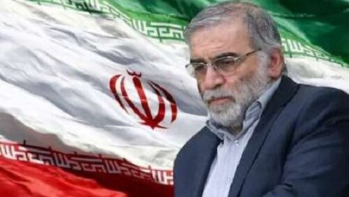 استاندار قزوین شهادت دکتر محسن فخریزاده را تسلیت گفت