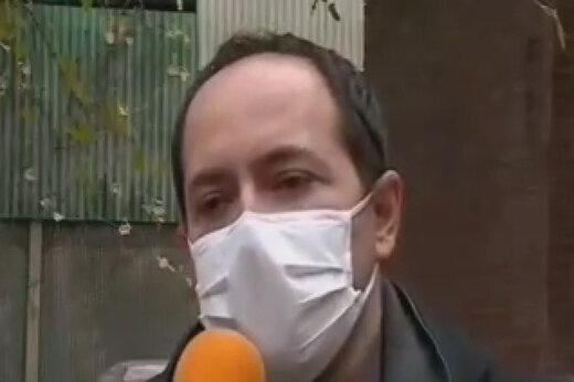 ببینید | رجزخوانی پسر شهید فخریزاده برای استکبار جهانی
