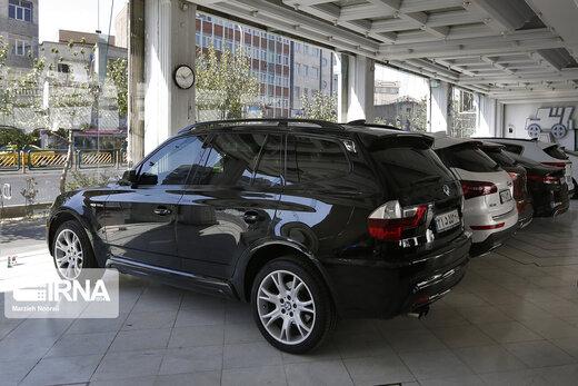 ریزش عجیب و بیسابقه قیمت خودروهای خارجی در بازار