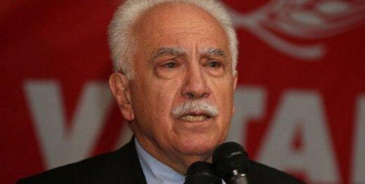 رهبر حزب وطن ترکیه: مرحوم فخریزاده شهید همه ما است