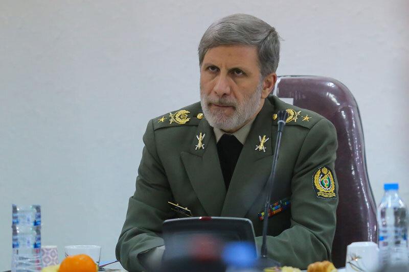 خبر خوش وزیر دفاع از طرح جدید برای مسکن دار کردن نیروهای مسلح