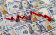 دلار در مسیر ریزش