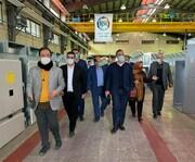 تاکید رئیس اتاق بازرگانی بر ضرورت زیباسازی فضای شهرک صنعتی اشتهارد