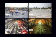 تصاویر | خاطرهبازی با روزهای عادی؛ تهران در روزهای قبل و بعد از کرونا