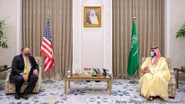 مفهوم یک دیدار غافلگیرکننده؛سیگنال روشنی را به ایران و بایدن ارسال میکند