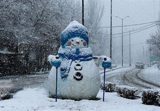 شنیدهاید زمستان پُر برف و بارشی در راه است؟/ این گزارش را بخوانید