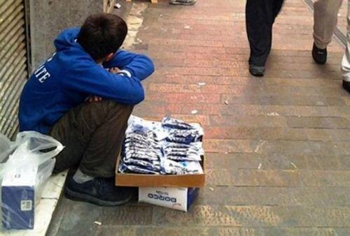 معاون وزیر کار: بیش از ۸۰ درصد کودکان کار خیابانی ایرانی نیستند