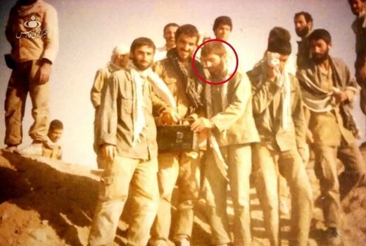 تصویری دیده نشده از شهید محسن فخری زاده، دانشمند ایرانی ترور شده