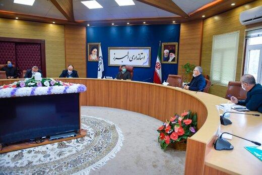 ضرب الاجل استاندار البرز برای تسریع در ارتقاء زیرساخت های شهرجدید هشتگرد