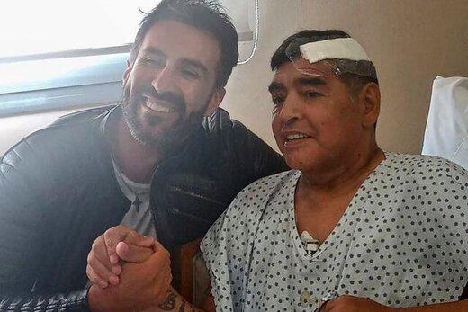 پزشک مارادونا به قتل غیر عمد متهم شد