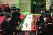 ببینید   تدفین پیکر شهید فخریزاده در امامزاده صالح