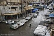 تداوم بارشها در ۲۱ استان کشور