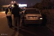 میزان توجه به محدودیتهایی کرونایی در پایتخت از زبان پلیس