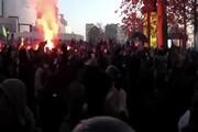 ببینید | بازگشت معترضان فرانسوی به خیابانها