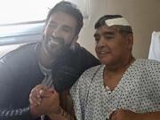 ببینید | گریه و اعتراف جنجالی پزشک مارادونا که متهم به قتل غیر عمد شده