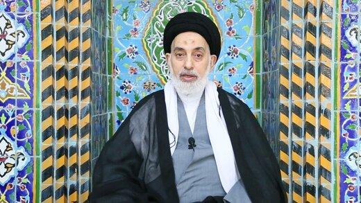 پیام تسلیت امام جمعه نجف به مقام معظم رهبری
