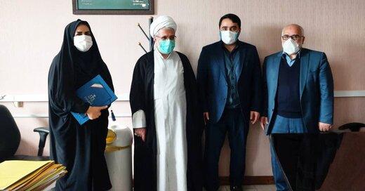 انتصاب نخستین مدیر قضایی زن در استان البرز