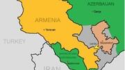 ورود ارتش جمهوریآذربایجان به شهر لاچین/مردم خانههایشان را آتش زدند/عکس