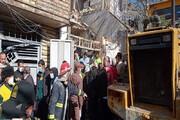 ابعاد عجیب خسارات انفجار در خرم آباد