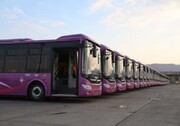 اتوبوسرانی تبریز با رعایت دستورالعملهای بهداشتی همچنان فعال است