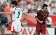 شانسی که پرتغالیها جلوی تیمملی ایران آوردند!