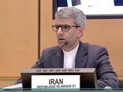 نامه نمایندگی دائم ایران در ژنو به اعضای جنبش عدم تعهد در مورد ترور شهید فخریزاده