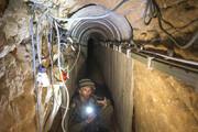ببینید | تصاویر جدید از تونلهای بیانتهای حزبالله زیر مناطق اشغالی