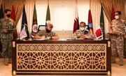 آمریکا و قطر قرارداد جدید نظامی امضا کردند