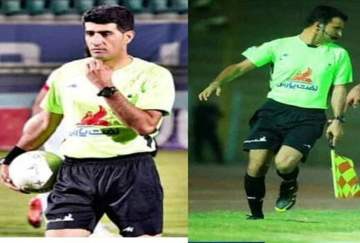 قضاوت داوران کهگیلویه و بویراحمد در لیگ برتر فوتبال کشور