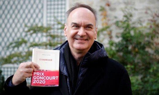 معرفی برنده جایزه «گنکور»