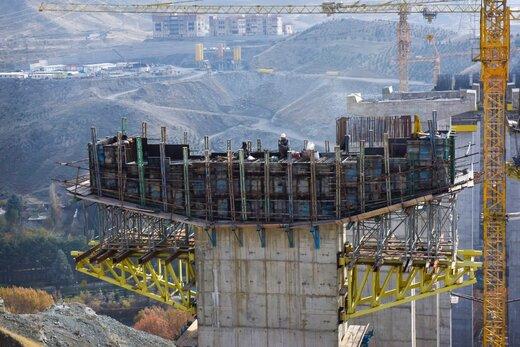 اعتبارات دولتی برای تسریع در تکمیل کمربند شمالی کرج ابلاغ شد