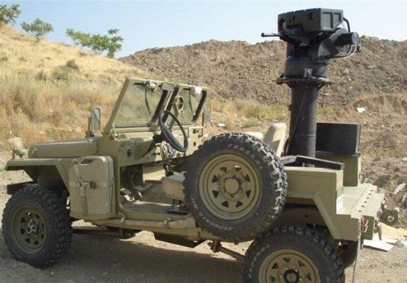 5501021 - شهید فخری زاده با این سلاح نظامی ترور شد/ «تیربار اتوماتیک» چگونه کار میکند؟/ عکس