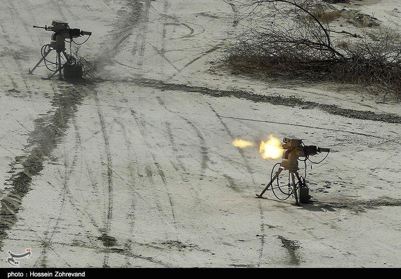5501022 - شهید فخری زاده با این سلاح نظامی ترور شد/ «تیربار اتوماتیک» چگونه کار میکند؟/ عکس