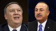 جدال لفظی وزرای خارجه ترکیه و آمریکا در نشست محرمانه ناتو