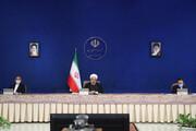 روحانی:بخاطر رعایت پروتکلها به مجلس نرفتم/با مصوبه مجلس مخالفیم