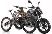 دوچرخه و موتورسیکلت، بهترین وسیله در روزهای کرونا