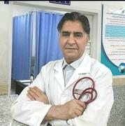 شعرپزشک خط مقدم مبارزه با کرونا درباره پروتکل های بهداشتی