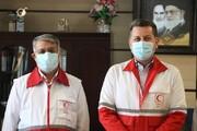 رئیس و معاونین دادگستری استان عضو داوطلب هلال احمر شدند