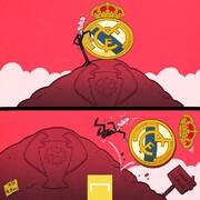ببینید چه بلائی داره سر رئال مادرید میاد؟!