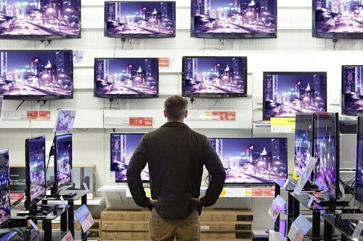 هزینه خرید تلویزیون در بازار