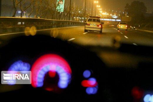 برخورد پلیس با رانندگان خودروهایی که روی پلاک خود را می پوشانند