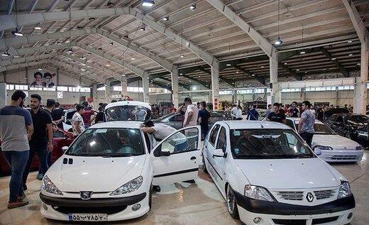نوسانات قیمتی در بازار خودرو/تیبا دو به ١٢٧ میلیون تومان رسید