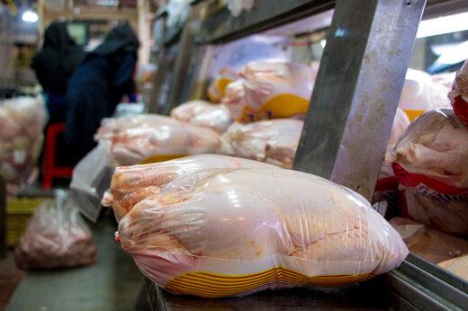 هر کیلو گوشت مرغ در میادین تره بار چند قیمت خورد؟